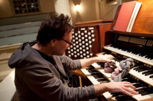 John Zorn - hermetic organ